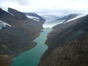 Fjord in Nordost-Grönland (c) M. Scheinert