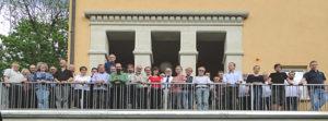 Die Teilnehmer des 35. Arbeitskreistreffens in Jena