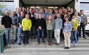 Die Teilnehmer des 37. Arbeitskreistreffens in Hannover