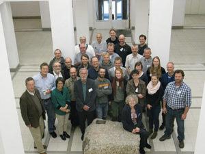 Die Teilnehmer des 38. Arbeitskreistreffens in Bremerhaven