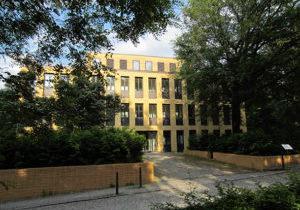 Das AWI-Gebäude A45 auf dem Telegrafenberg in Potsdam B. Diekmann, AWI, CC-BY4.0
